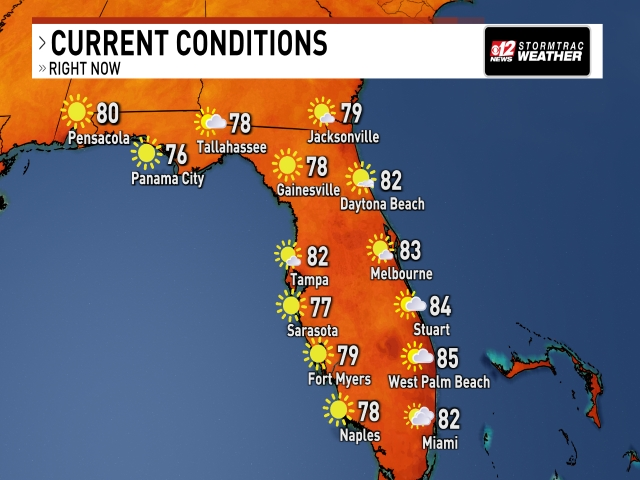 West palm beach maps news weather sports breaking - Weather palm beach gardens florida ...