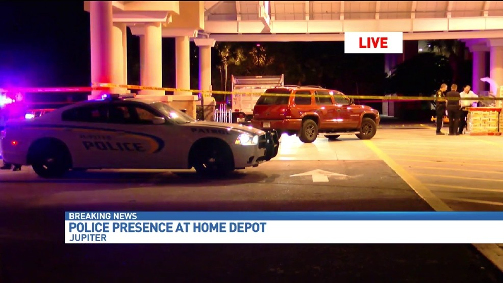 Arrest Made In Robbery Shooting At Jupiter Home Depot Wpec