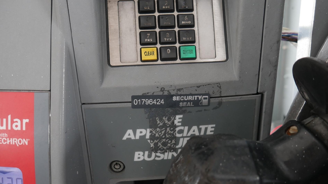 Police: Credit card skimmers found at Port St  Lucie gas station   WPEC