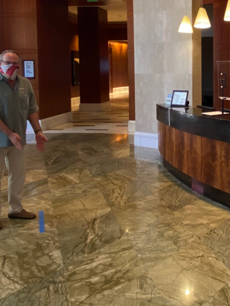 Local Hotel Adapts To New Normal During The Coronavirus Pandemic