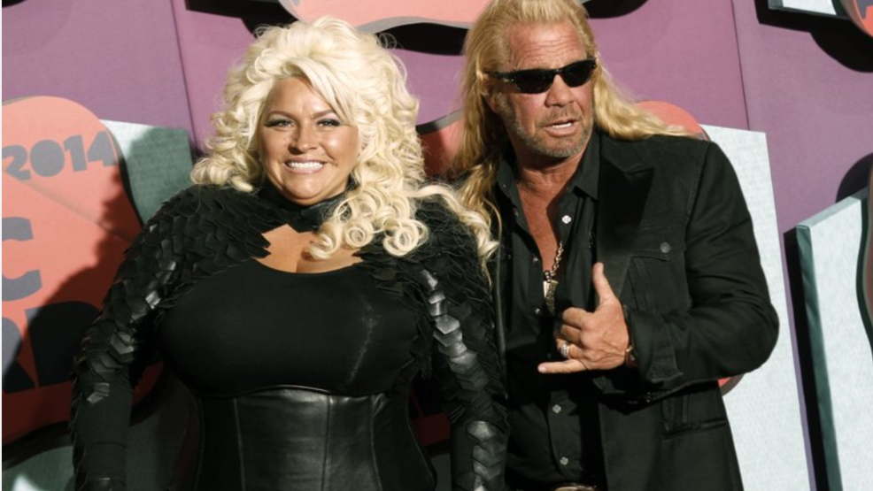 Dog the Bounty Hunter's Beth Chapman in a medically induced