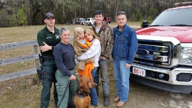 Missing child scare in Citrus County ends with good news | WPEC