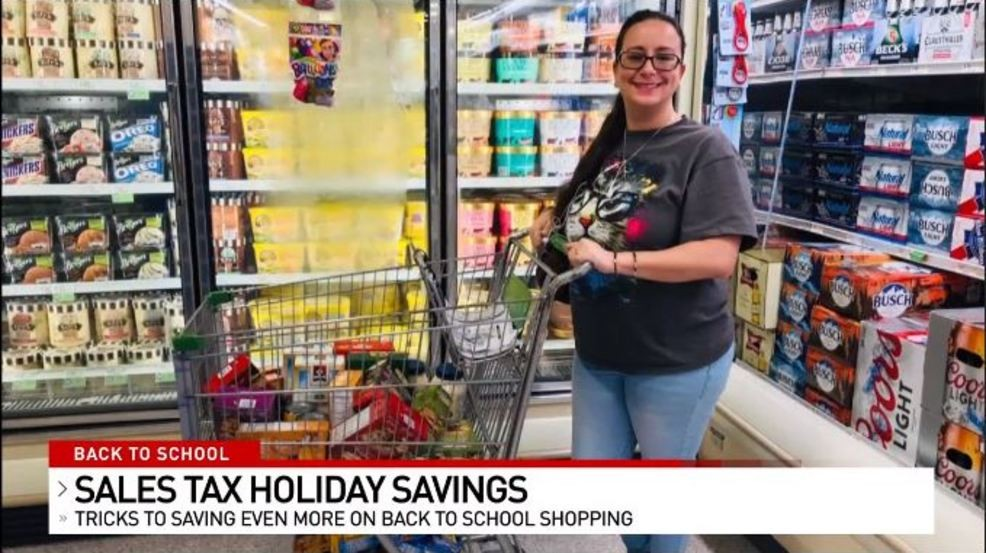 Extreme Couponer Offers Tips To Save Big On Back To School Shopping Wpec