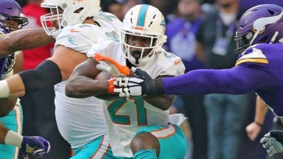 3849a49f Former Dolphins running back Frank Gore to sign with Bills | WPEC