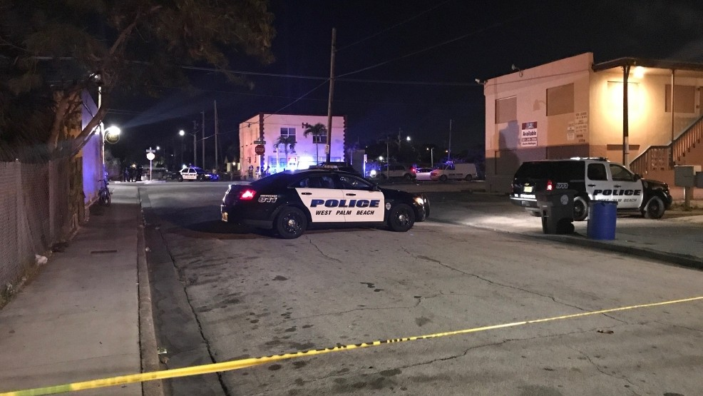 1 dead, another injured in West Palm Beach shooting | WPEC