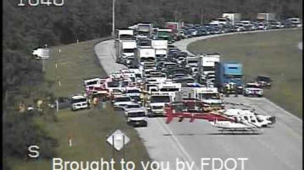 Young girl, woman killed in rollover crash on I-95 in Martin