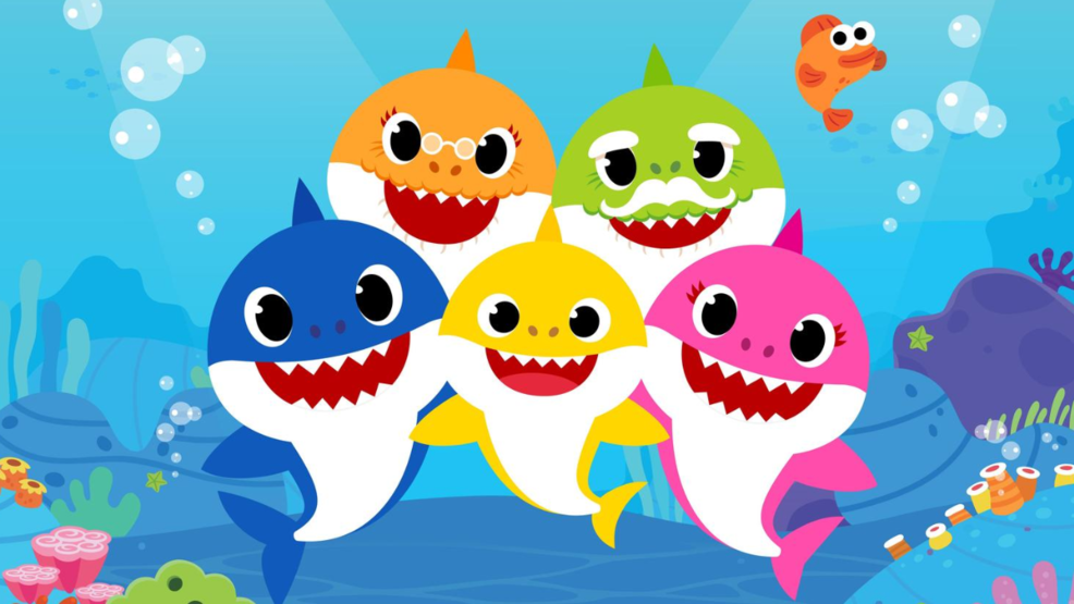 Baby Shark' is officially being turned into a Nickelodeon animated