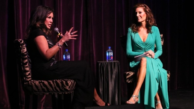Vanessa Williams in Stuart to support the local arts at