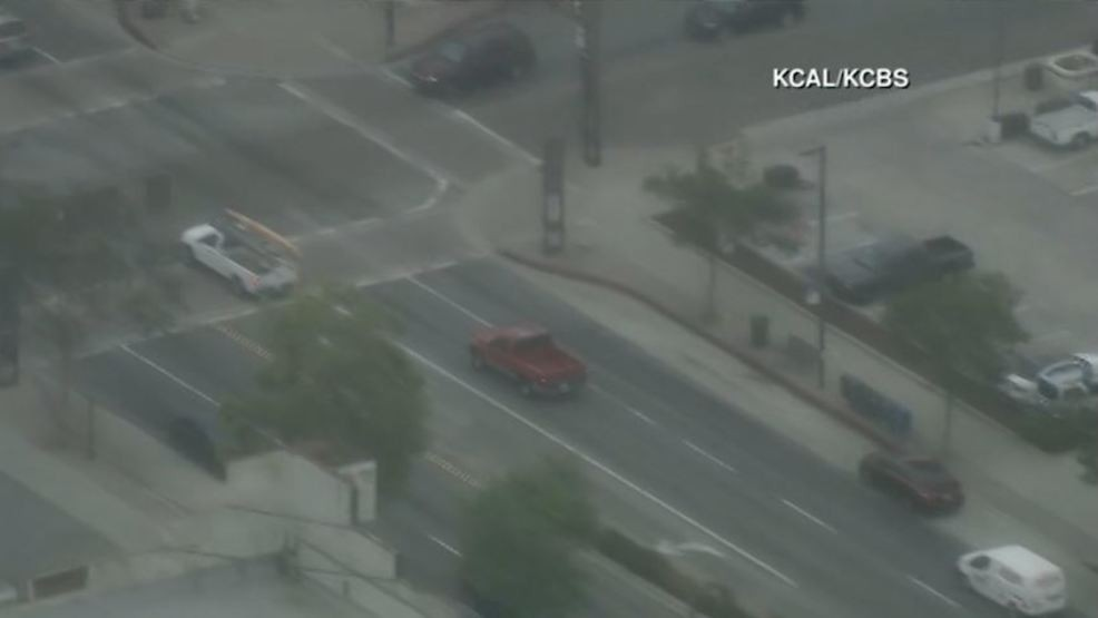 Watch Live: Police chase in Los Angeles | WPEC