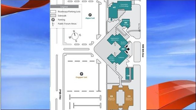 palm beach state campus map Alert Issued At Palm Beach State College In Boca Wpec palm beach state campus map