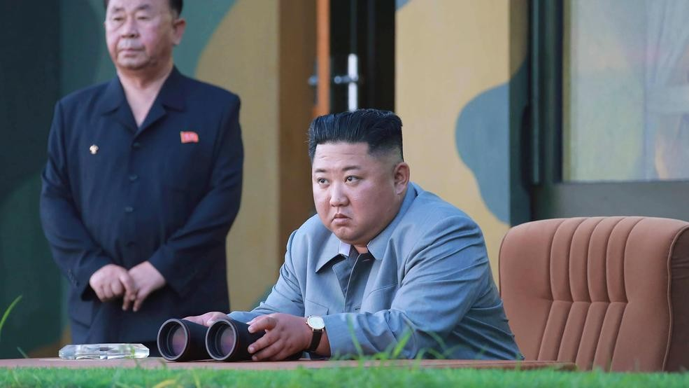 N  Korea says leader Kim supervised tests of weapons systems | WPEC