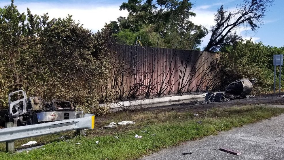 Man dies from injuries from August fuel tanker crash in West Palm
