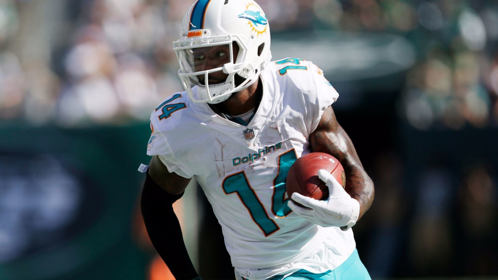 the best attitude 3fa5d 1767e Dolphins' Jarvis Landry puts on memorable show in Pro Bowl ...