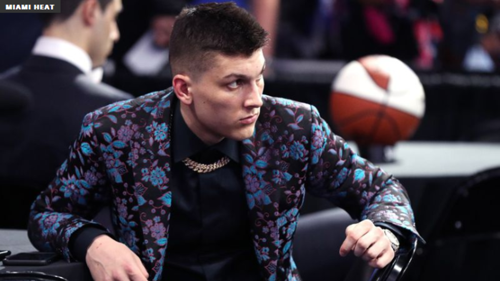 Heat Draft Kentucky Shooting Specialist Tyler Herro At No 13 Wpec